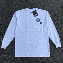 DICKIES Long Sleeve Heavyweight T-Shirt - Ash Gray