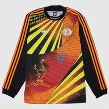 adidas skateboarding NAKEL JERSEY - YELLOW