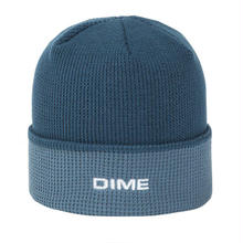 DIME 2 TONE WAFFLE BEANIE BLUE
