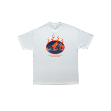 COME SUNDOWN COAL RICH S/S TEE - WHITE