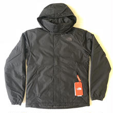 THE NORTH FACE RESOLVE INS JACKET - BLACK