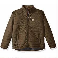 CARHARTT  Gilliam Jacket - Coffee