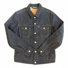 LEVIS DENIM TRUCKER JACKET - RIGID(0207)