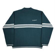 YARDSALE Pierre knitted Sweatshirt - Emerald