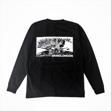 GRIND LONDON journey beyond ls tee black