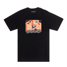 FUCKING AWESOME BRACE FACE TEE - BLACK