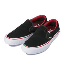 VANS × SPITFIRE SLIP-ON PRO - BLK/RED