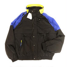 TRI MOUNTAIN 3 IN 1 DAKOTA JACKET - BLACK/BLUE/YELLOW