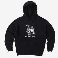 5BORO 5Boro Always Run Pullover Hoody - Black