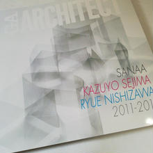 GA ARCHITECT SANAA KAZUYO SEJIMA RYUE NISHIZAWA 2011-2018