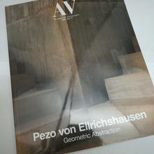 AV 199 PEZO ELLRICHSHAUSEN Geometric Abstraction