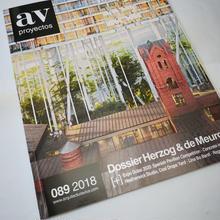 AV Proyectos 89 Herzog & de Meuron