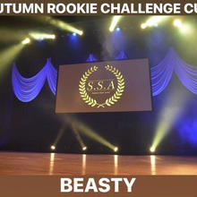 AUTUMN ROOKIE CHALLENGE CUPエントリー 「ビースティ」