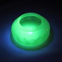 品番 g-0698 小物入 ウランガラス