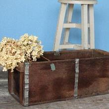 品番 k-0441 工業系 木箱
