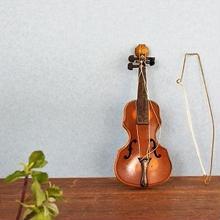 品番 z-0566 ブリキ バイオリン