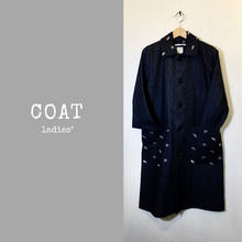 DENIM COAT ladies'