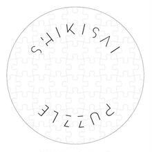 缶バッチM (Shiro Puzzle)