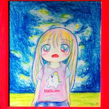 【ザクロアメ】「入道雲」