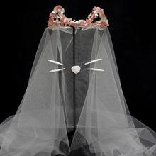 猫の花嫁 pink