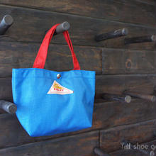 KELTY ケルティ / Mini tote Bag S(ミニトート バック S)/ Blue×Red