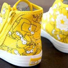 CONVERSE 「 CHILD A/S THE SIMPSONS HI 」