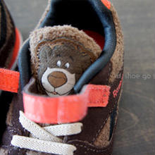 ● KID'S & BABY モデル ● Reebok (リーボック)/ ジャングルブック BALOO バルー / コラボモデル / ブラウン V70284