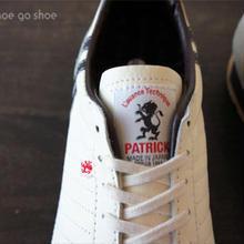 【 送料無料 】 PATRICK(パトリック) / IRIS(アイリス)/ IVORY 23873 / made in JAPAN(日本製)