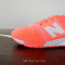 ● JUNIOR & KID'S モデル ● Newbalance (ニューバランス) / KA247 C7P  (ピンク)