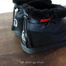 >> 30%OFF SALE << BEARPAW(ベアパウ)/ SNOW FASHION SHORT(スノー ファッション ショート)/ BLK ブラック