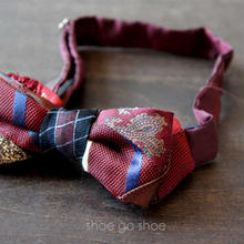◇◆30%OFF◆◇ HAPPY BOUNCE「 Re.Tie cloth 蝶タイ」