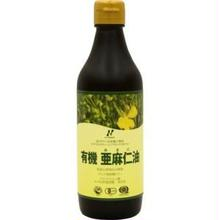 オーガニック亜麻仁油(フラックスオイル)320ml