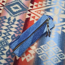 Nasngwam.×EARLY MORNING 『PENCASE (DENIM) rug』