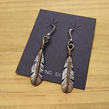 NAVAJO 『FEATHER PIERCE 12KGF (JOE MACE)』