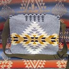 EARLY MORNING 『MESSENNGER BAG Mサイズ(RANCHO ARROYO silver)』