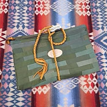 Nasngwam. 『CLUTCH BAG (ARMY) inlay』