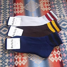 ionoi 『O.S LINE SOCKS SHORT(3COLOR)』
