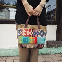 EARLY MORNING 『POCKET TOTE S crazy』