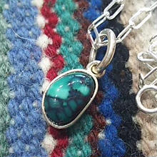 Nasngwam.×Sunshine Studio 『TURQUOISE TOP XS with CHAIN』