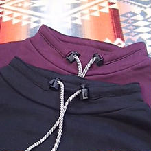 ionoi 『LAZY SWEAT black&purple』