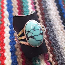 NAVAJO 『TURQUOISE RING』