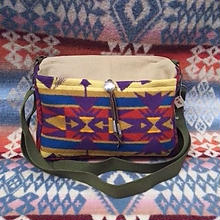 EARLY MORNING 『POCHETTE BAG(ECOPEAKS purple)』