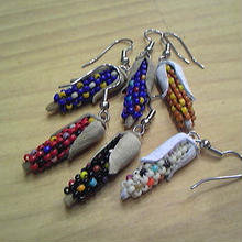 NAVAJO 『BEADS PIERCE (CORN) 』