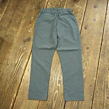 【SALE】 Nasngwam. 『ASSIST PANTS TAPERED green』
