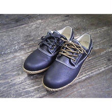 【SALE】 Nasngwam. 『VANTTLE SHOES black』