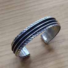 NAVAJO 『BANGLE(TOM HAWK) B』