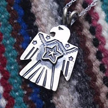 【SALE】 NAVAJO 『THUNDERBIRD NECKLACE (BO REEVES)』