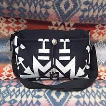 EARLY MORNING 『POCHETTE BAG(CONDENSED white&black)』