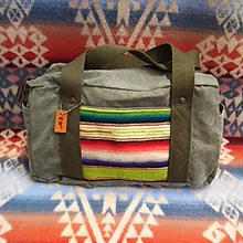 EARLY MORNING 『OLD SARAPE PONY BAG』