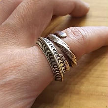 NAVAJO 『RING (WYLIE SECATERO) 26号』